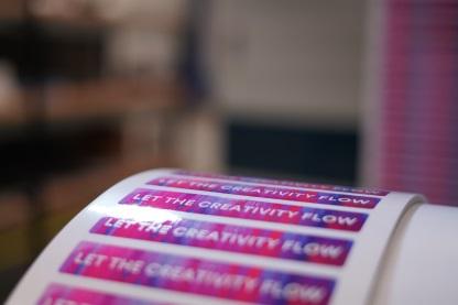 3m多功能印刷标签材料 7871